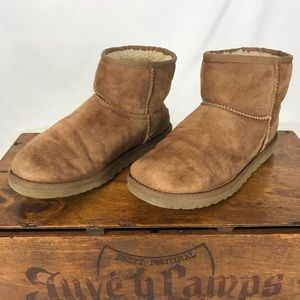 Uggs ankle boots